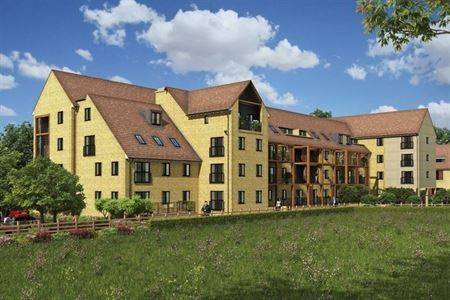 Exterior CGI image Bellway-The_Mill__Bexley-4088