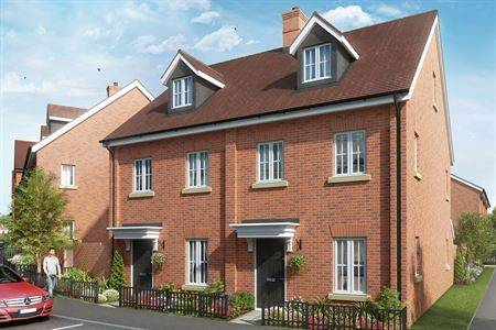 Exterior CGI image Linden Homes-Plot_123_Type_H