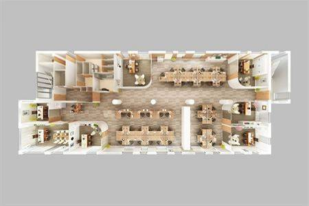 Exterior CGI image Redrow Homes-First_Floor_Plan